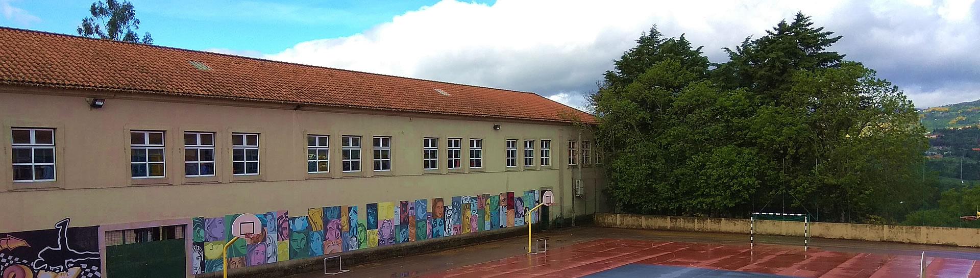 Escola Secundária/3 Camilo Castelo Branco
