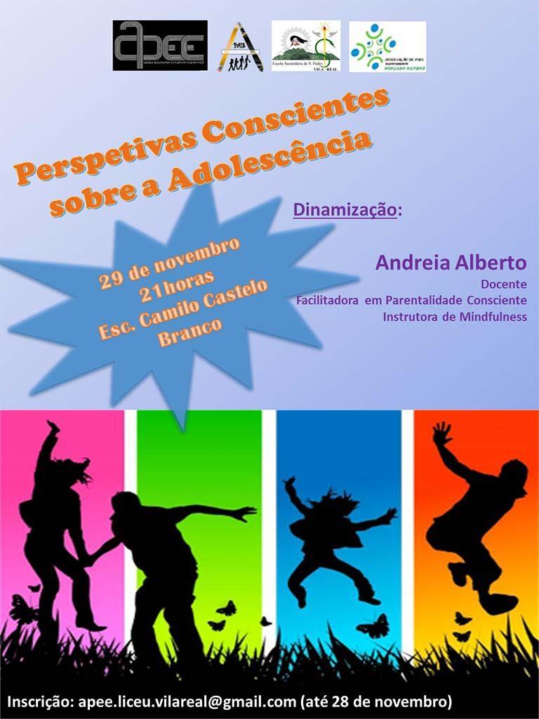 Perspetivas Conscientes sobre a Adolescência
