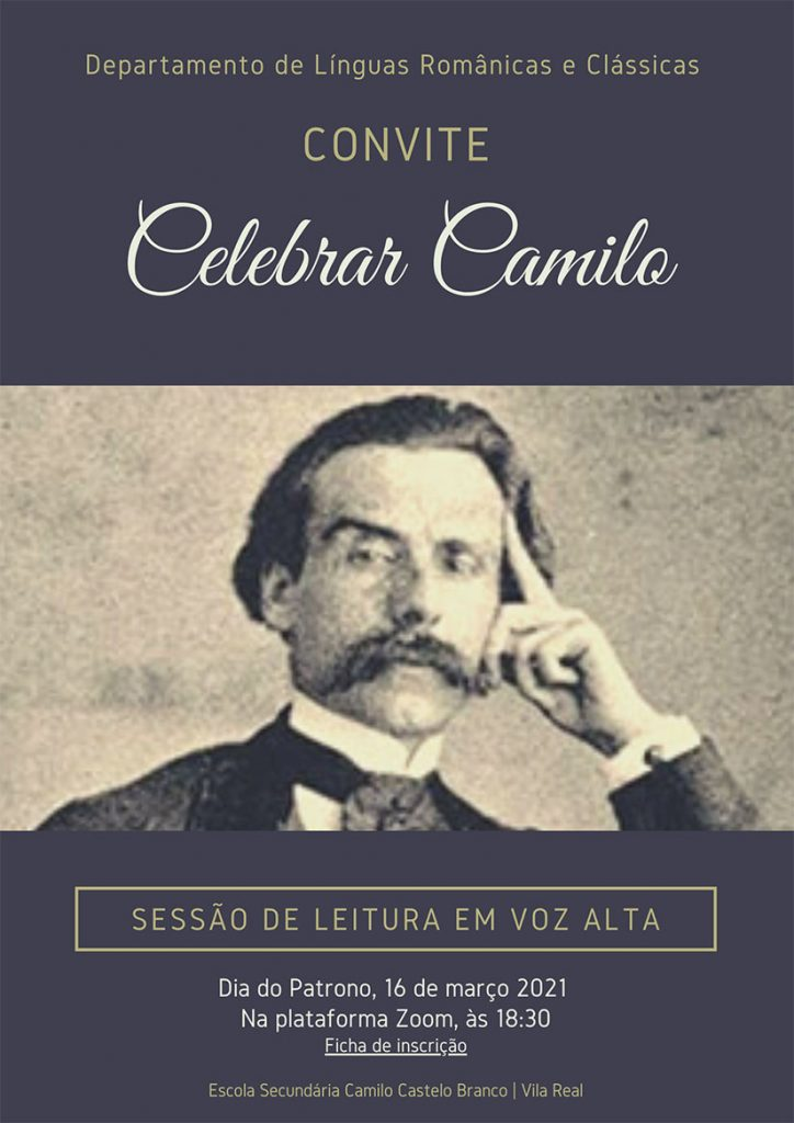 Celebrar Camilo: leitura em voz alta
